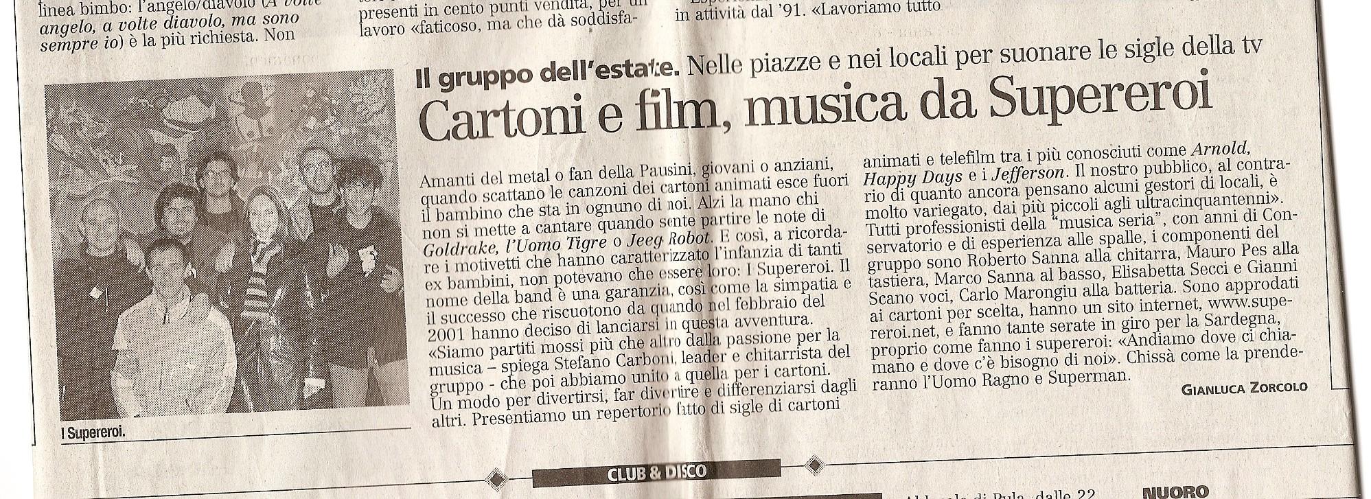 articolo 17 agosto 2003